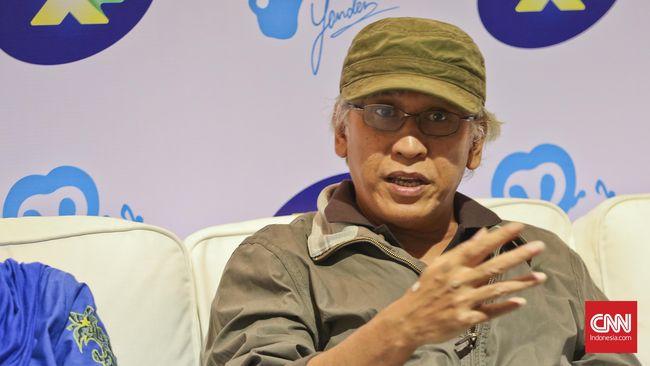 Musisi Iwan Fals menyebut nama Rizieq dan Nikita mengomentari calon menteri KKP gantikan Edhy Prabowo.