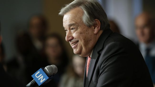 Sekjen PBB Antonio Guterres memperingatkan bahwa keberadaan vaksin corona kelak tidak bisa serta merta memperbaiki kerusakan dari pandemi global.