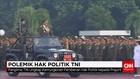 Polemik Hak Politik TNI