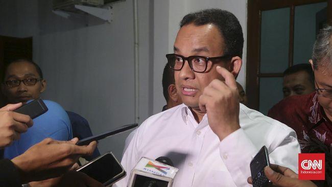 Anies mengaku sudah punya rencana menemui Agus Yudhoyono namun hingga kini belum menemukan waktu yang tepat untuk merealisasikannya.