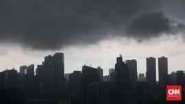 LAPAN: Angin Kencang di Cilincing Jakarta Utara Fenomena CENS