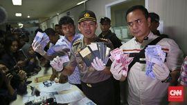 Polri: Operasi Tangkap Tangan di Kemhub Instruksi Presiden