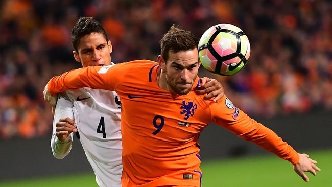 Hasil Undian UEFA Nations League: Belanda vs Italia