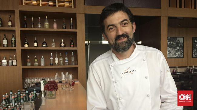 Dari kawasan pedalaman pegunungan Spanyol, chef Francesc Rovira mampu meraih bintang Michelin, penghargaan bergengsi kalangan kuliner.