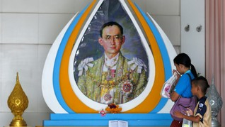 Harta Raja Thailand Lebih Besar Dibanding Ratu Inggris