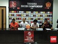 Pelatih Persija Syukuri Hasil Imbang Lawan Persib