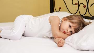 5 Hal yang Tanpa Disadari Bikin Anak Susah Tidur