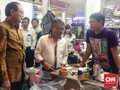 Sambangi Pasar Tanah Abang, DJP Jemput Wajib Pajak UMKM