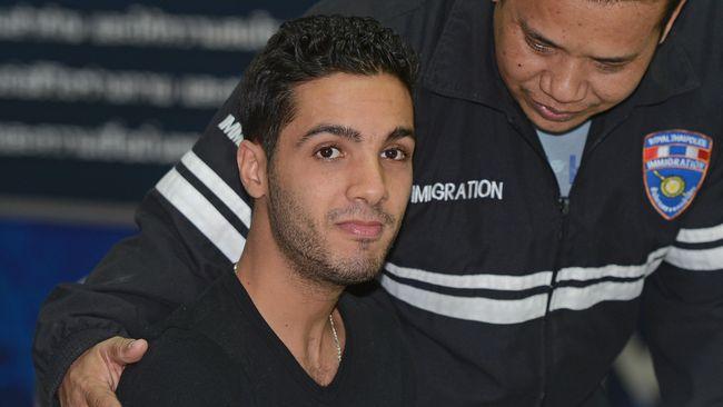 Hamza Bendelladj dipercaya berhati mulia lantaran telah menyumbangkan jutaan dolar hasil kejahatannya dengan mencuri uang Bank Israel untuk warga Palestina.