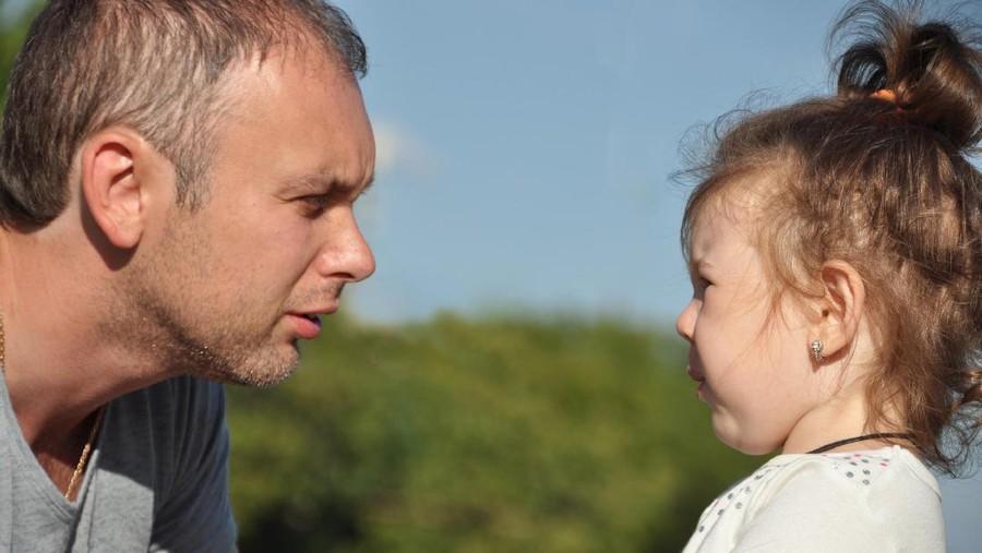 Dampak Jika Anak Dipaksa Meminta Maaf