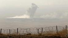 5 Roket Serang Pangkalan AS di Irak, 5 Terluka