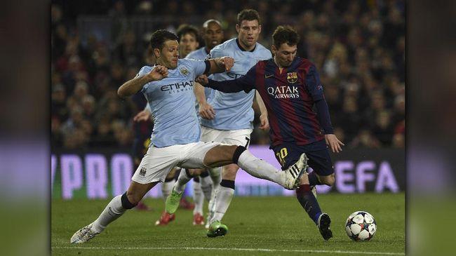 Manchester City dikabarkan sudah mempersiapkan rencana khusus untuk Lionel Messi, termasuk rencana jangka panjang.