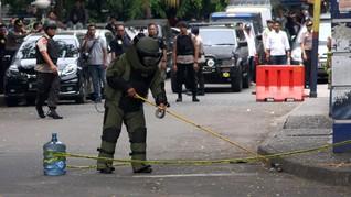 Polisi Pastikan Benda Mencurigakan di Karawang Bukan Bom