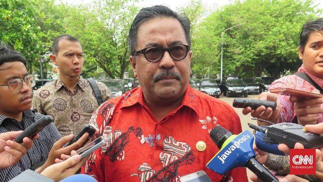 Saat rapat di DPR, Rano Karno mengkritik Anies Baswedan terkait revitalisasi TIM yang tidak melibatkan para seniman.