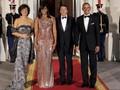 Gaun Makan Malam 'Terakhir' Michelle Obama