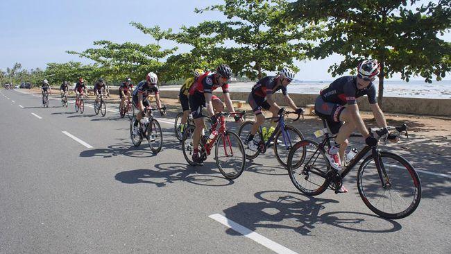 Ironman dan Ironkids 2018 akan dilaksanakan pada 19 Agustus mendatang, tepatnya di kawasan wisata Lagoi Bay, Bintan.