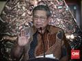 AHY: SBY Tak Panik Saat Demonstran Mendatangi Rumah