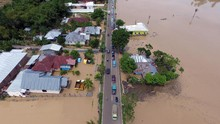 Banjir Rendam Tiga Desa di Gorontalo, 275 KK Terdampak