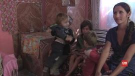 Tak Diakui Negara, Ratusan Ribu Warga Romania Hidup Menderita