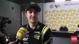 Pembalap Mandalika Tak Sabar Balapan di Moto2 Spanyol