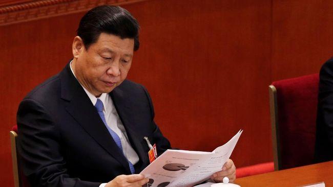 China marah lantaran Presiden Taiwan Tsai Ing-wen menegaskan Taipei tak akan tunduk pada tekanan Beijing.
