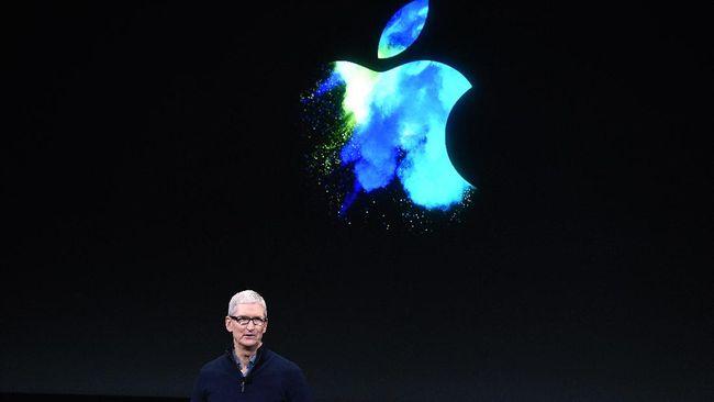 Tim Cook mengungkapkan isi dapur Apple, bagaimana kesehariannya dan sumber kreatif pembuatan iphone.