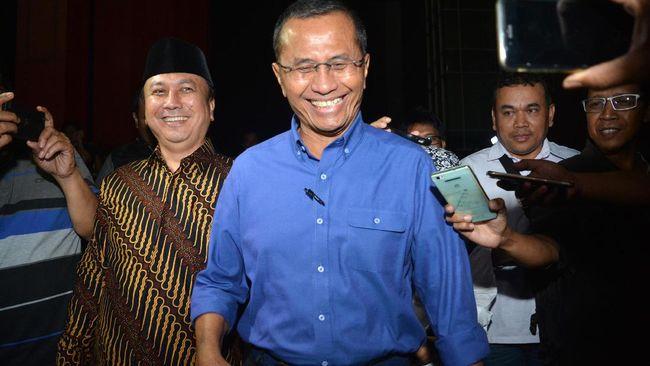 Mantan Menteri BUMN Dahlan Iskan ingin menelusuri bisnis Akidi Tio di Singapura guna mengetahui upaya Heriyanti mengurus sumbangan Rp2 triliun untuk covid.