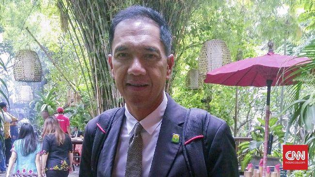 Mendag era SBY, Gita Wirjawan mengatakan perubahan iklim bisa menjadi tantangan bagi pengusaha pada 50 tahun ke depan.