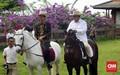 Amien Sebut Jokowi Otoriter dan Lebih Militer dari Prabowo