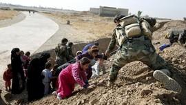 Ratusan Mantan Pejuang ISIS Pulang ke Perancis
