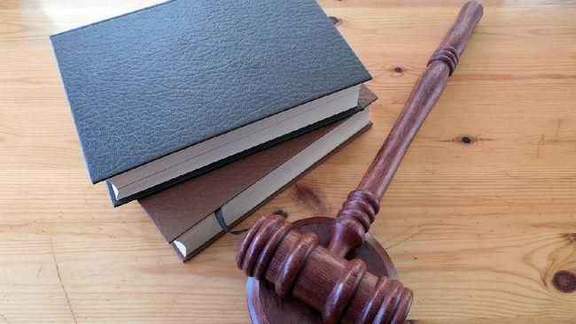 Ilustrasi pengadilan. (Pixabay/Succo)