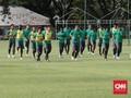 Mengintip Kualitas Lapangan Latihan Timnas di Karawaci