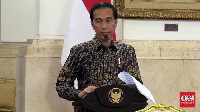 Presiden Joko Widodo menekankan pentingnya menurunkan tingkat ketimpangan ekonomi dengan mendorong pembangunan inklusif melalui pemberdayaan UMKM.