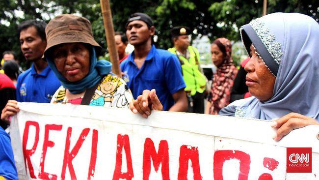 Jika pemerintah mencabut moratorium pulau G, pihak pengembang takkan buru-buru melakukan pembangun di atas lahan 18 hektare dari 161 hektare.