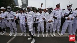 Gaduh Hoaks Telegram Kapolri, Jokowi Disebut Bubarkan FPI