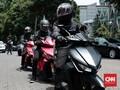 Polisi Mintai Keterangan Pemenang Lelang Motor Listrik Jokowi