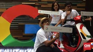 Google Perkenalkan Aplikasi Pemandu Wisata Digital