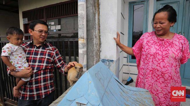 Calon gubernur DKI Jakarta Basuki Tjahaja Purnama menyebut tingkat keberhasilan program melahirkan wirausahawan di Indonesia hanya 10 persen.