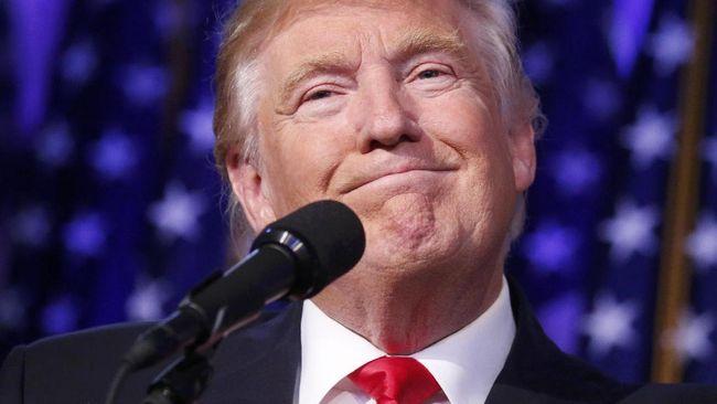 Presiden Donald Trump berjanji akan mendukung NATO. Sikap ini berbeda dengan yang biasa dia tunjukkan selama kampanye.