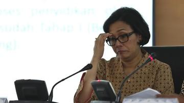Sri Mulyani: Dampak Virus Corona Berat ke Perekonomian