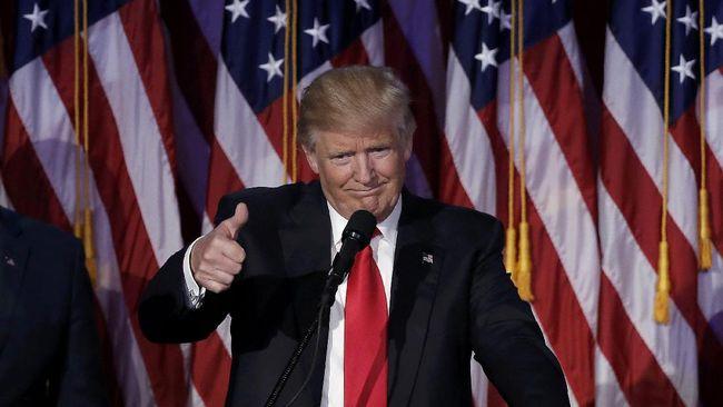 Presiden AS terpilih, Donald Trump, meminta pendukungnya berhenti melecehkan kaum minoritas menyusul munculnya tindakan diskriminasi di AS.