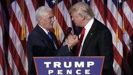 Sorak-sorai Kemenangan Trump