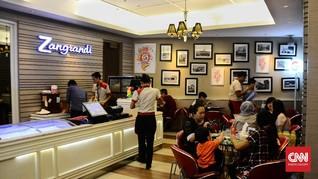 Kedai Es Krim Legendaris Zangrandi di Surabaya Tutup