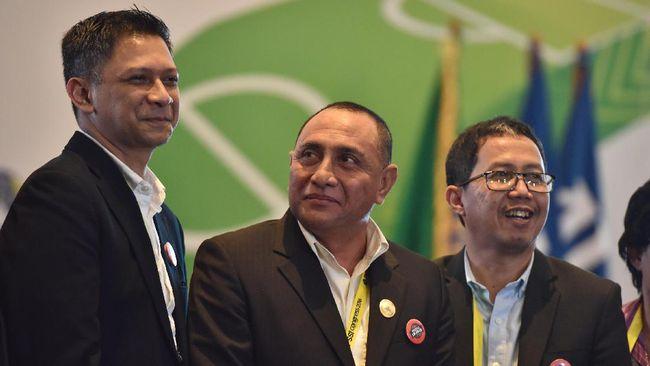 Iwan Budianto terkenal sebagai sosok yang piawai mengantarkan klub meraih prestasi gemilang saat menempati posisi di level manajemen.