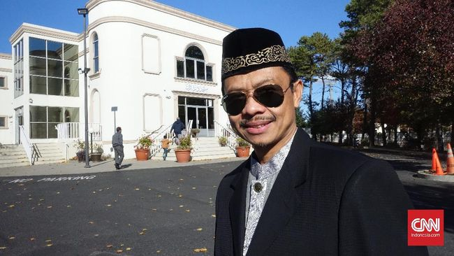 Imam Masjid Jamaica Center di New York, AS, Shamsi Ali, berbagi pengalamannya tentang diskriminasi rasial di era Donald Trump.