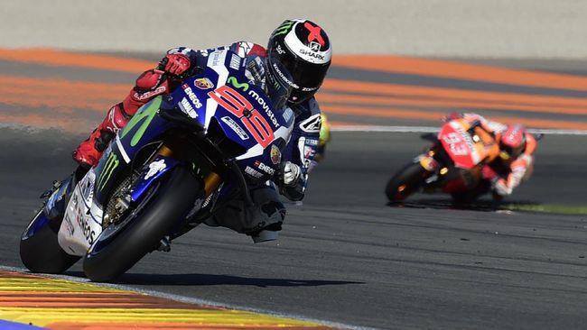 Andai Jorge Lorenzo tidak meninggalkan Yamaha pada 2016, Marc Marquez mungkin tidak akan tampil dominan di MotoGP.