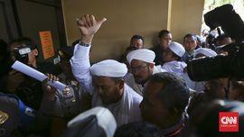 FPI Jawa Barat Klaim Rizieq Shihab Tak Hina Pancasila
