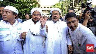 Ketua FPI Jakarta Bongkar Isi Pertemuan dengan Pangdam Jaya