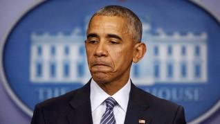 Obama Tak Beri Ampun untuk Snowden