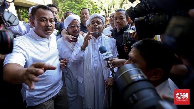 Pentolan FPI Rizieq Shihab meyakini, dengan kelengkapan bukti, saksi dan kekuatan argumentasi hukum, pihaknya bisa membuktikan dugaan penistaan agama.